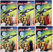 "Personaggi Star Trek Mego da 3 3/4"""